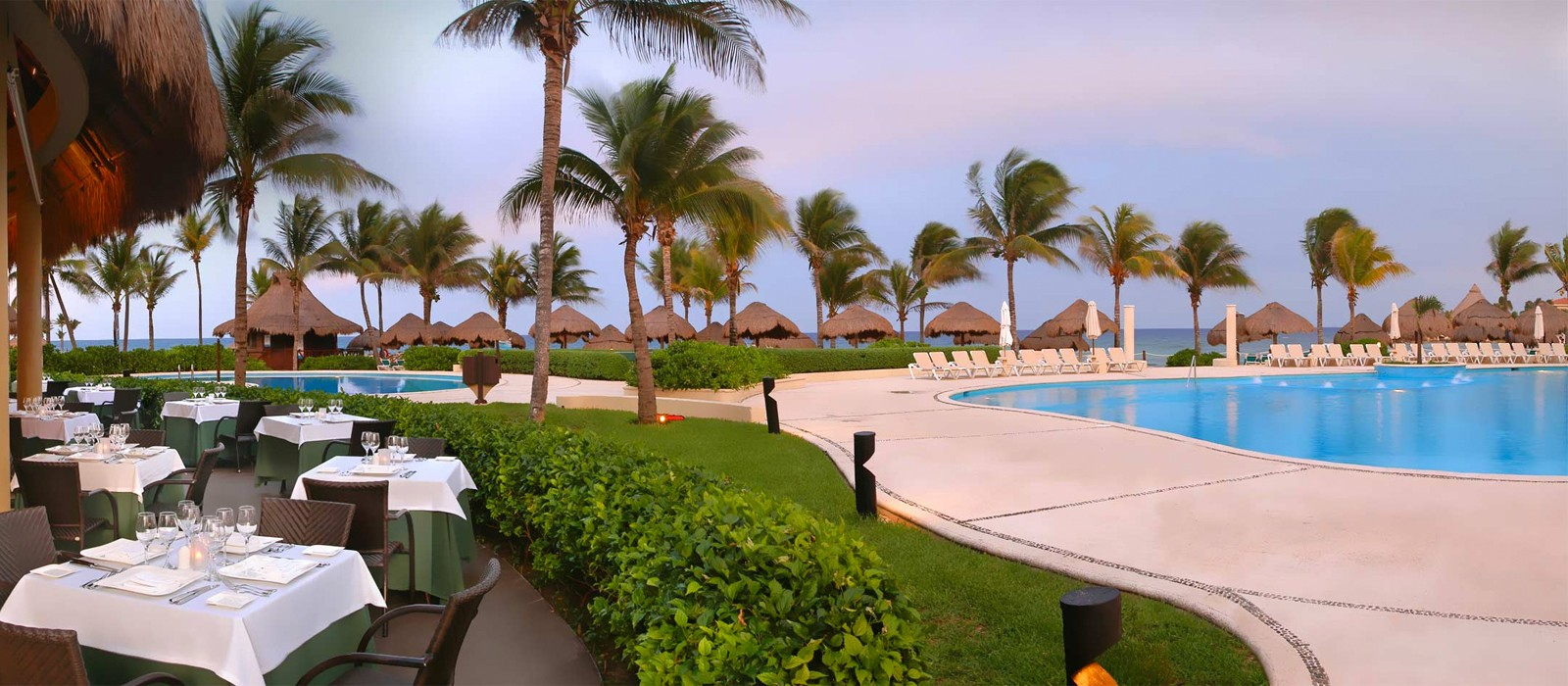 header - Catalonia Yucatan Beach - Luxury Mexico Holiday Packages