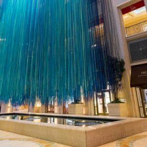 Lobby 3 The Palazzo Las Vegas Luxury Las Vegas holiday Packages