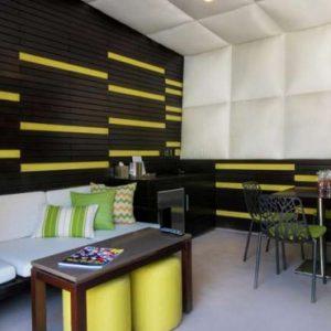 Lounge Aria Resort And Casino Luxury Las Vegas Honeymoon Packages
