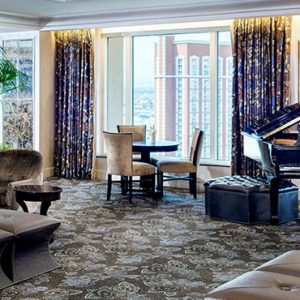 Lounge The Palazzo Las Vegas Luxury Las Vegas holiday Packages