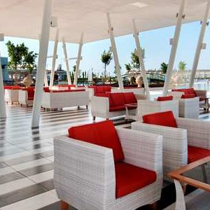 luxury holidays turkey - Hilton Dalaman Sarigerme - bar