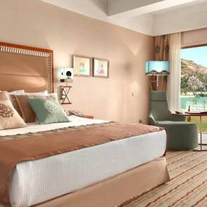 luxury holidays turkey - Hilton Dalaman Sarigerme - bedroom