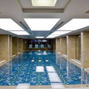 luxury holidays turkey - Hilton Dalaman Sarigerme - indoor pool
