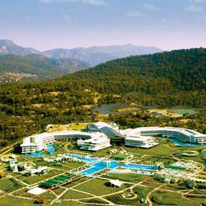 luxury holidays turkey - Hilton Dalaman Sarigerme - overview