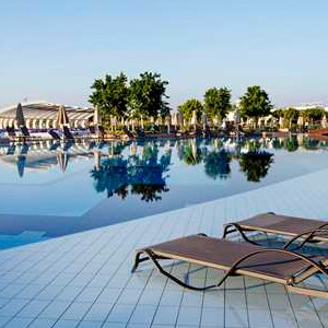 luxury holidays turkey - Hilton Dalaman Sarigerme - pool 2