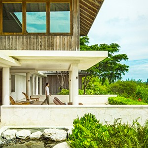 parrot cay by como - turqs and caicos lucury holidays - vill
