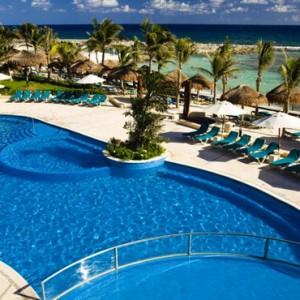 pool 2 - Catalonia Riviera Resort and Spa - luxury mexico holidays