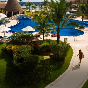 pool 2 - Catalonia Yucatan Beach - Luxury Mexico Holiday Packages