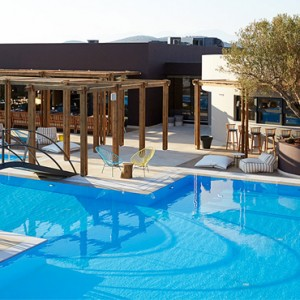 pool 2 - domes of elounda - luxury greece holiday packages