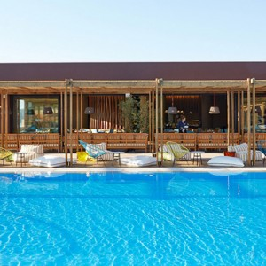 pool 3 - domes of elounda - luxury greece holiday packages