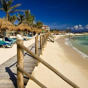 pool 5 - Catalonia Riviera Resort and Spa - luxury mexico holidays