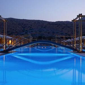 pool 6 - domes of elounda - luxury greece holiday packages