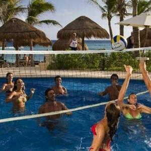 pool - Catalonia Riviera Resort and Spa - luxury mexico holidays