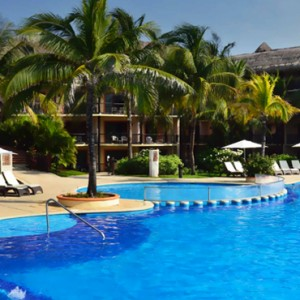 pool - Catalonia Yucatan Beach - Luxury Mexico Holiday Packages