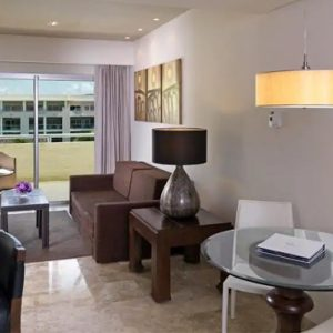 luxury Mexico holiday Packages Paradisus Playa Del Carmen La Perla One Bedroom Suite
