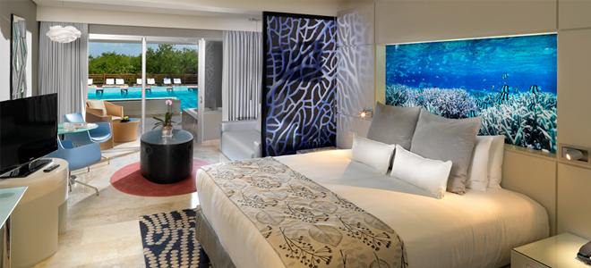 Paradisus La Perla Junior Suite Double Bed