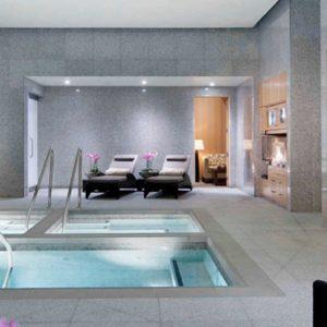 Spa 5 Aria Resort And Casino Luxury Las Vegas Honeymoon Packages