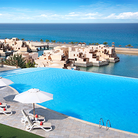 thumbnail - the Cove Rotana - Luxury Ras Al Khaimah holiday packages