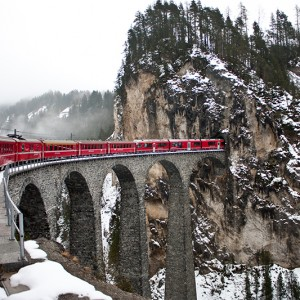 Christmas Train Journey - Luxury Train Journeys