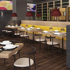 Dreams Playa Mujeres Golf and Spa Resort - Pure destinations - bar and grill