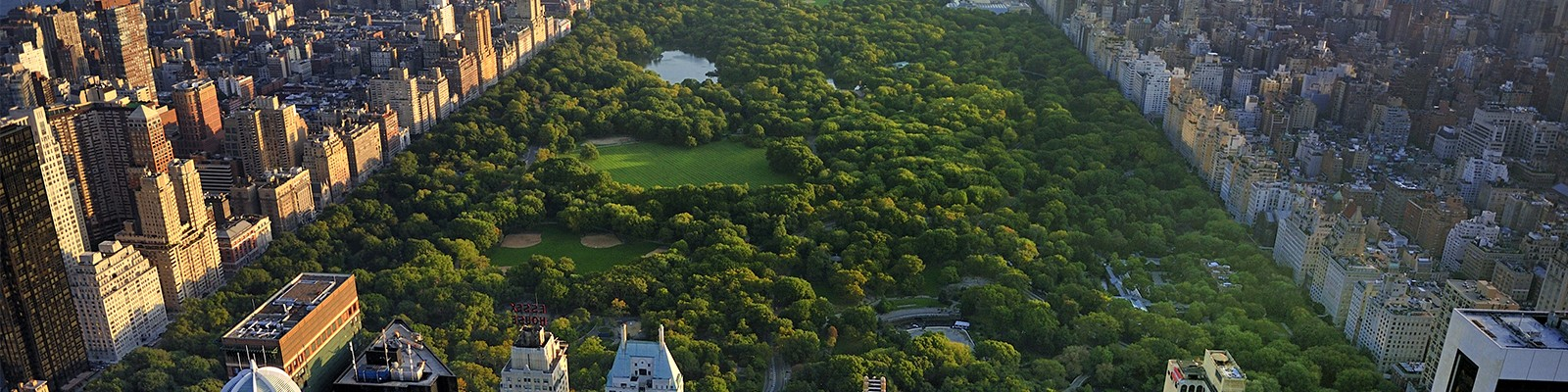 Luxury New York Holidays - Central Park - Header