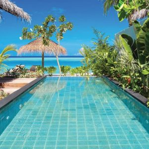 luxury Maldives holiday Packages Ozen By Atmosphere Earth Villas With Pool