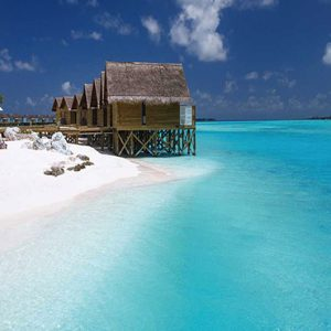 Ozen By Atmosphere At Maadhoo Island Luxury Maldives Honeymoon Packages Elena Spa Treatment Beach