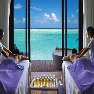 Ozen By Atmosphere At Maadhoo Island Luxury Maldives Honeymoon Packages Elena Spa Treatment Interior View