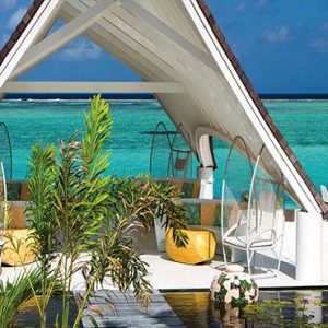 Ozen By Atmosphere At Maadhoo Island Luxury Maldives Honeymoon Packages Elena Spa Wedding Pavilion