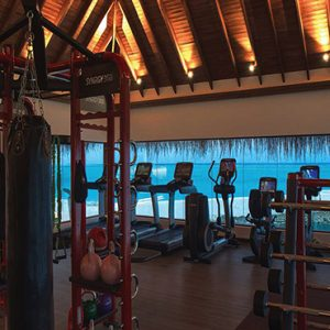 Ozen By Atmosphere At Maadhoo Island Luxury Maldives Honeymoon Packages Fitness