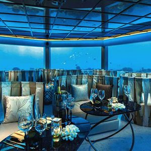 Ozen By Atmosphere At Maadhoo Island Luxury Maldives Honeymoon Packages M6m Underwater Restaurant1