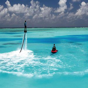 Ozen By Atmosphere At Maadhoo Island Luxury Maldives Honeymoon Packages Watersport Activities2