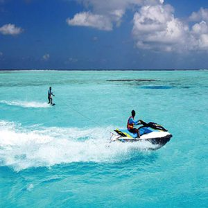 Ozen By Atmosphere At Maadhoo Island Luxury Maldives Honeymoon Packages Watersport Activities3