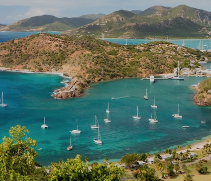 a picture of Antigua