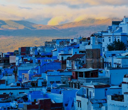 a picture of Morocco