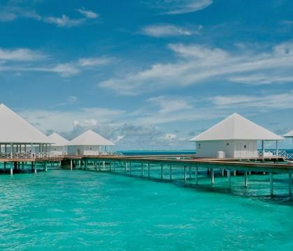 a picture of Maldives