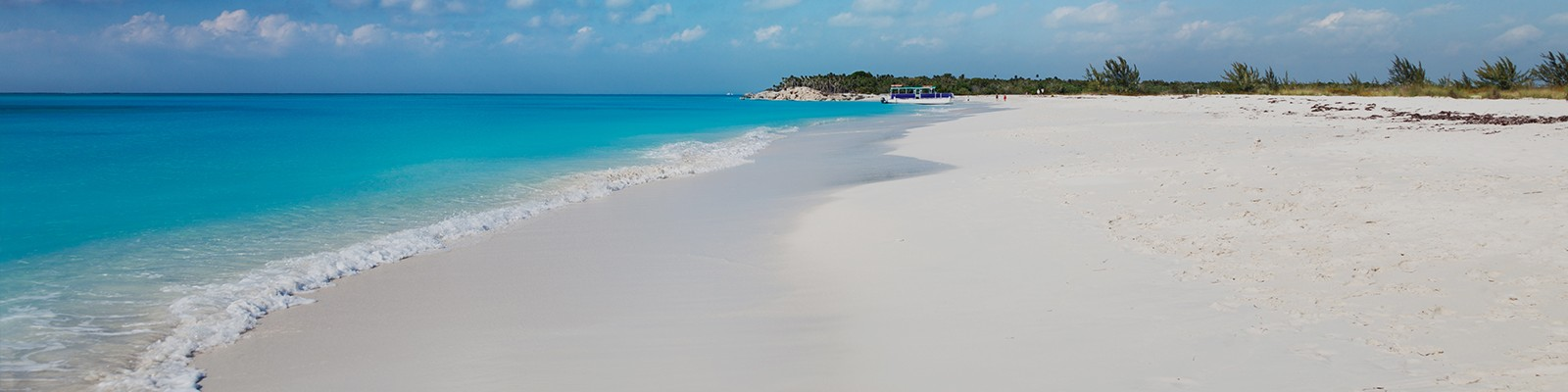 turks & caicos luxury holidays header