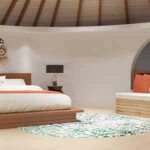Beach Suite With Pool Cinnamon Dhonveli Maldives Holidays