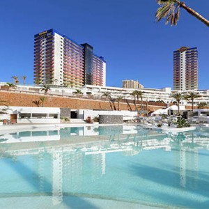 Hard Rock Hotel Tenerife - Luxury Spain holiday packages - Pool