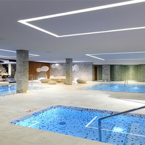 Hard Rock Hotel Tenerife - Luxury Spain holiday packages - Spa pool