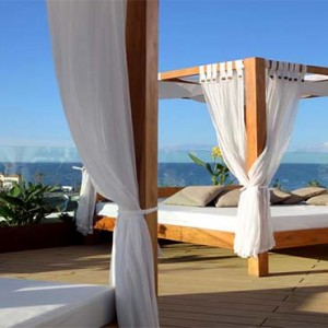 Hard Rock Hotel Tenerife - Luxury Spain holiday packages - cabana