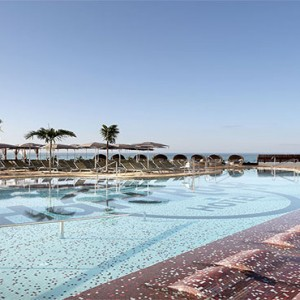 Hard Rock Hotel Tenerife - Luxury Spain holiday packages - hard rock pool