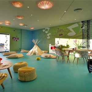 Hard Rock Hotel Tenerife - Luxury Spain holiday packages - kids club1