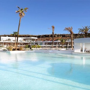 Hard Rock Hotel Tenerife - Luxury Spain holiday packages - pool1