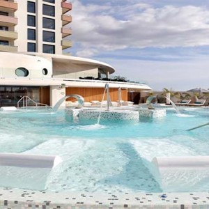 Hard Rock Hotel Tenerife - Luxury Spain holiday packages - pool4