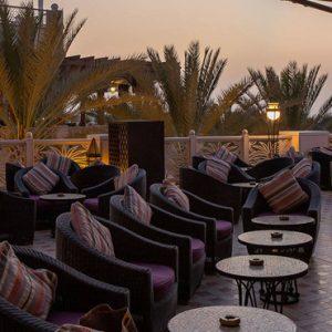 Luxury Dubai Holiday Packages Jumeirah Dar Al Masyaf At Madinat Jumeirah Koubba Bar