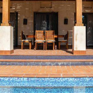 Luxury Dubai Holiday Packages Jumeirah Dar Al Masyaf At Madinat Jumeirah Malakiya Three Bedroom Villa 5
