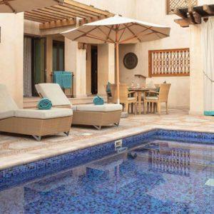 Luxury Dubai Holiday Packages Jumeirah Dar Al Masyaf At Madinat Jumeirah Malakiya Two Bedroom Villa