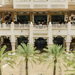 Luxury Dubai Holiday Packages Jumeirah Dar Al Masyaf At Madinat Jumeirah The Arboretum