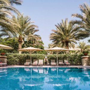 Luxury Dubai Holiday Packages Jumeirah Dar Al Masyaf At Madinat Jumeirah Pool 2